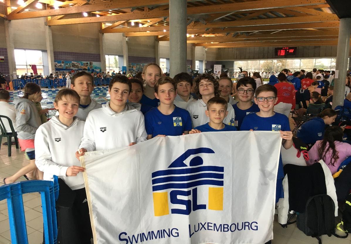 Championnats Speedo FFBN des Jeunes 2020   La Louvière – Belgique – 8/9 Février 2020