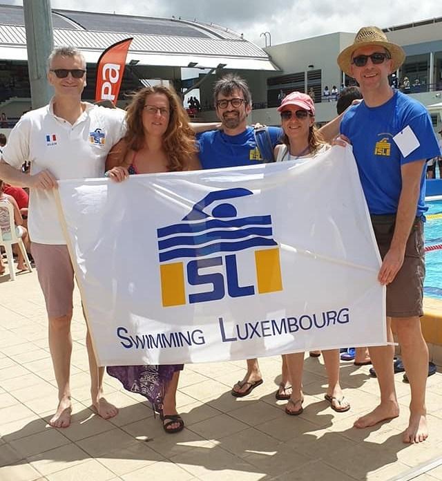 SL Masters sous le soleil de Martinique pour les Championnats de France Hiver 2020 !