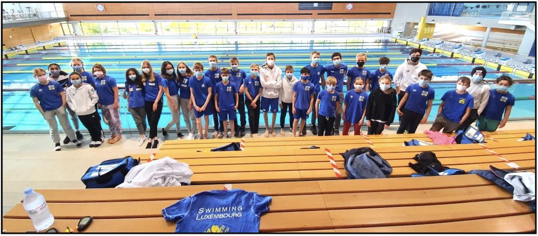 10ième Diddelenger Schwammfest 2021 - Le Swimming Luxembourg de retour!